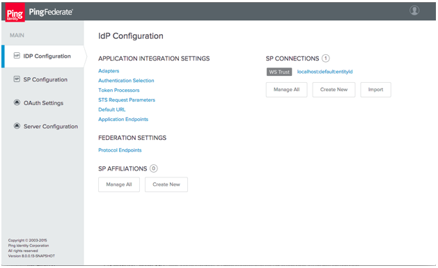 PingFederate 8 0 - Simplifying your Cloud IAM Strategy