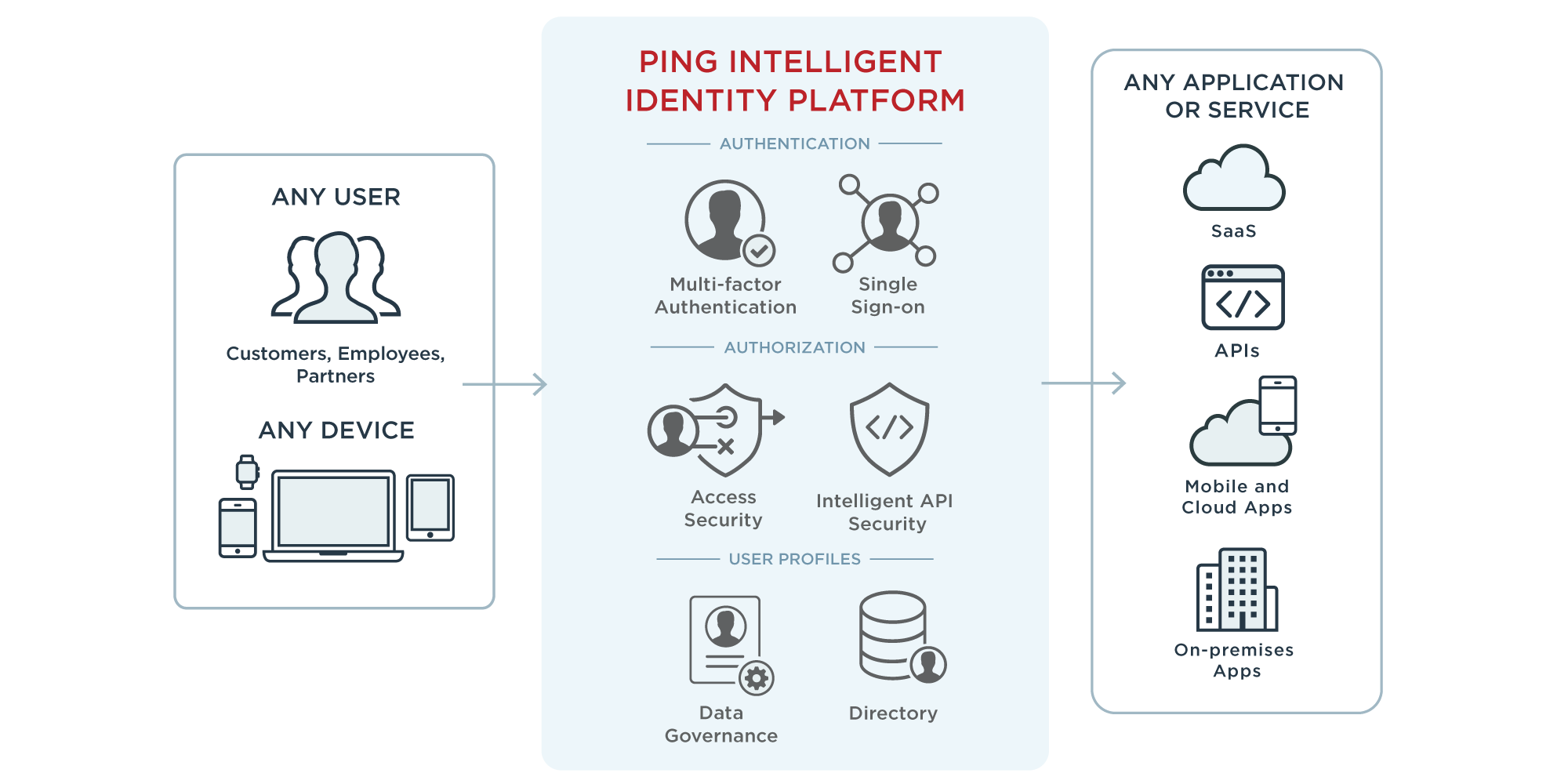 Platform Overview - Identity and Access Management | Ping Identity